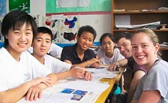 China_Teaching_in_China_volunteer_students_2