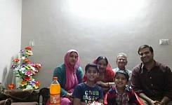 Rahul_Rajpurohit_family