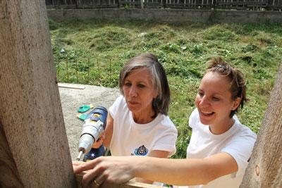 Volunteer vacations with Globe Aware