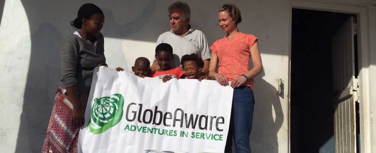 Volunteer Vacations in South Africa with Globe Aware
