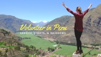 Volunteering for One Week in Peru with Globe Aware