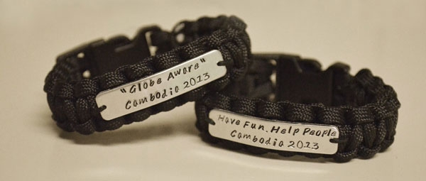 Commemorative Bracelets